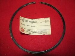 Curtis Wright Lot Of 25 Piston Rings 135805-y-2 In Original Box New Old Stock