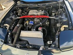 Mazda RX7 13B-Twin Turbo Engine Transmission Ecu Harness Strut Bar More!