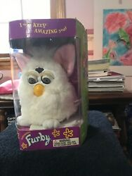 Furby Baby First Edition Rare 1998 New Box Never Opened