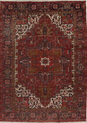 Antique Pre1900 10x13 Wool Collectable Handmade Oriental Area Rug