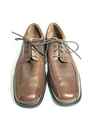Preowned Rockport Brown Dress Shoes Mens Size 9