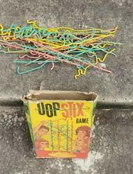 Vintage Oop Stix Game 1965- Rare Game By Transogram Toys And Games