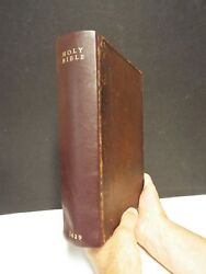 1629 Kjv Bible - First Edition Printed At Cambridge By Thomas And Buck- See Pics