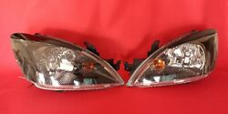 ✰JDM Mitsubishi Lancer Cedia Blackout HID Headlights 2004-2007 CS2A CS5A CS5W✰