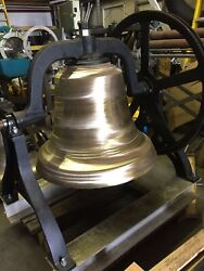 CHURCH BELL & CHURCH BELL PARTS offered by LOWERBELLS