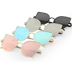 Metal Reflection Mirror Frame From Lens Sunglasses