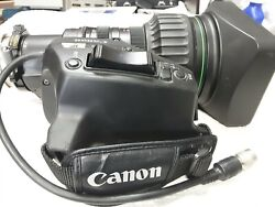 Canon YJ12x6.5B4 IRS-A Double Extender Servo Zoom Control Wide Angle Lens