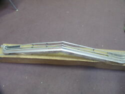 Nos 1966 Chevy Impala Lower Grille 3869746 Very Rare