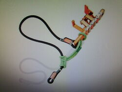 Rope Logicand039s Made Unicender W/ 30in Tether And Prusik Arborist Climbing Rigging