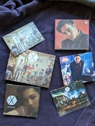 Exo Japanese Albums Singles Love Me Right Coming Over Countdown Kai Vers
