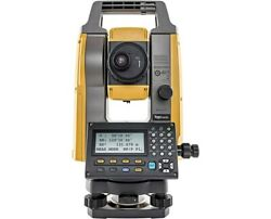 Topcon GM-55 5 Second Reflectorless Single Display Bluetooth Total Station