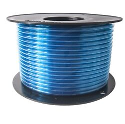 Fuel Line 250and039 Roll Of 1/4 Clear Blue
