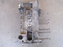 Used Porsche 1977 911 2.7 Liter 911/85 Engine Case 6274074 Vintage Genuine