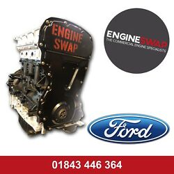 Mk8 Ford Transit 2.2 Tdci Reconditioned Diesel Engine Euro 5 2012-2015