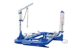 FrameTech 360 II 20 Ft.Two Tower Frame Machine - PLATE  Design   *FREE SHIPPING*
