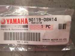 Yamaha Marine 90119-08m14 Genuine Oem Outboard Water Pump Bolt With Washer