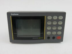 Raymarine Raytheon Raystar 390gps Boat Marine Gps Display Head