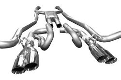 Solo Performance Cat Back Exhaust Pontiac G8 Gt Gxp 08 09 Mach Shorty Balanced