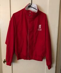 Vintage Swingster Six Flags Over Georgia Jacket L