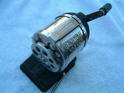 Boston Vintage 8 Hole Pencil Sharpener Vacuum Mount