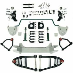 Mustang Ii 2 Ifs Front End For 53-56 F1 F100 Ford Truck Stage 2 Standard Spindle