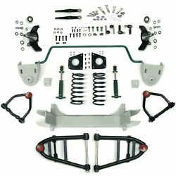 Mustang Ii 2 Front End Kit For 48 And Later Studebaker Stage 2 Standard Spindle