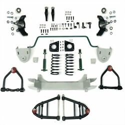 Mustang Ii 2 Ifs Front End Kit For 32-48 Packard Stage 2 Standard Spindle