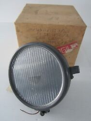 Nos Lucas C.a.v British Made Military Army Vehicle 9and039and039 Bullet Head Lamp Light