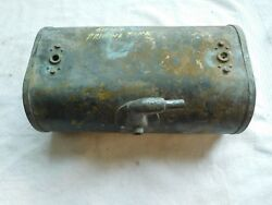 1904-1912 Early Brass Priming Fuel Gasoline Tank Locomobile Thomas Flyer Pope