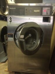 Coin-op Huebsch Commercial Washer 18 Lb 208-240 3 Phase Speed Queen