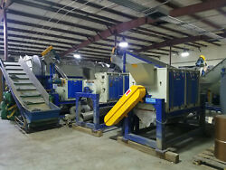 PE & Ag Film Wash Lines - Plastic Recycling  Equipment