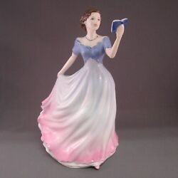 Royal Doulton China Sweet Poetry Hn 4113 Figurine - Discontinued