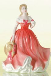 Royal Doulton China Rosie Hn 4094 Figurine - Discontinued