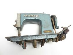 Vintage Japan Morse Childs Toy Sewing Machine For Repair Display Aa2a0419