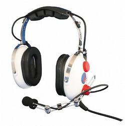 Avcomm Aviation Kidand039s Headset - With Ipod Port [ac-260] Free Shipping
