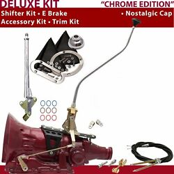Fmx Shifter Kit 23 Swan E Brake Cable Clevis Trim Kit For D236f