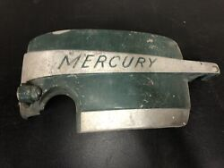 Mercury Mark 20/25 Lh Port Side Cowling Cover W Fuel Connector Pressure M202