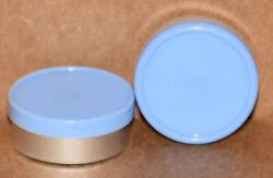 20mm Aluminum Plain Flip Top Serum Vial Seals Meadow Blue - Qty. 50