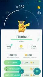Detective Pikachu Catching Trading Service Pokemon Go Cattura Scambio Limited Ed
