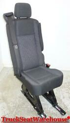 Ford Transit Van Removeable Passenger Jumpseat With Seatbelt Sprinter Express