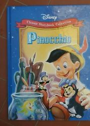 Disney PINOCCHIO Classic Storybook Collection 2005