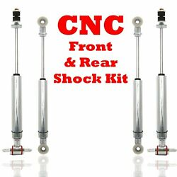 1970 - 1974 Dodge Challenger Front And Rear Performance Shocks Custom 1932
