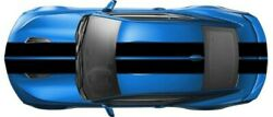 Fits 2016 - 2018 Camaro Pace Car Style Bumper To Bumper Rally Stripe Kit