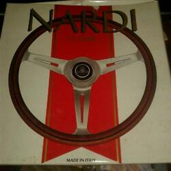 1971 87 Stutz Nardi Steering Wheel Gold Plated New in Original Box Very Nice