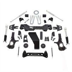 Pro Comp 6 Inch Lift Kit With Pro Runner Shocks For 11-18 3500hd K1087b
