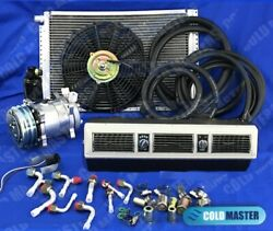 Underdash Air Conditioning Kit 450 White And Electric Harness 5v