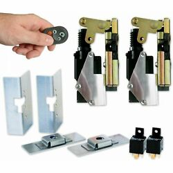 Small Power Bear Claw Door Latches With Remotes Ltr Ratrod Dune Buggy Hemi 427