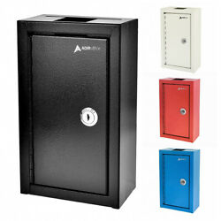 Adiroffice Steel Commercial And Home Key Drop Box Storage Parcel Mailbox