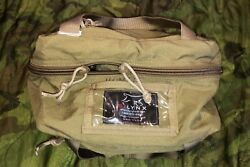 Oldgen Silynx C4OPS Tactical Headset w Bag Cables Eagle Industries US Navy Seal