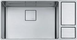 Franke Cux11024-w Chef Center 33 5/8 Single Bowl Undermount Stainless Steel Kit
